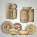 Quality Wooden Toy Parts