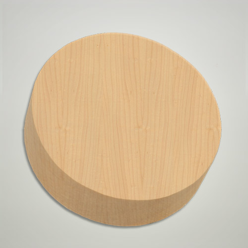 1 Maple Plugs Face Grain Furniture Plugs Wholesale Wooden Plugs