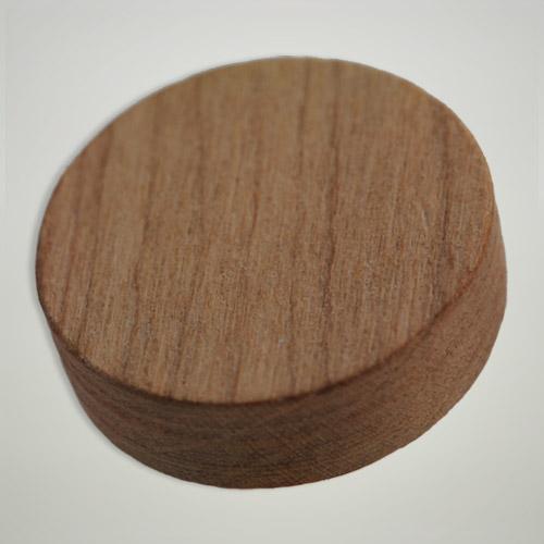 1 Walnut Plugs Face Grain Furniture Plugs Wholesale Wooden Plugs