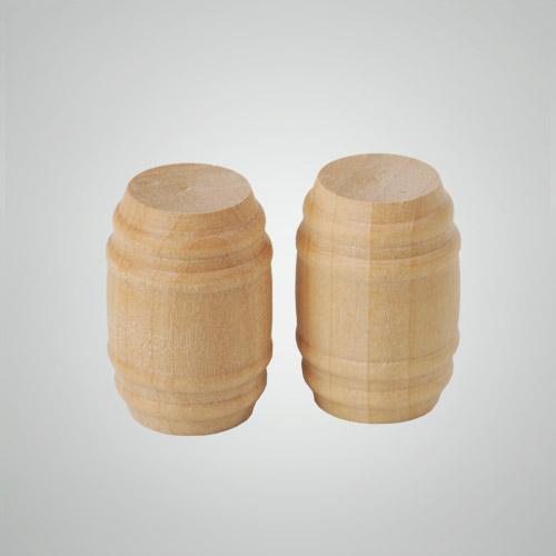 7 8 Quot X 19 32 Quot Mini Wooden Pickle Barrel Wholesale Wooden Toy Parts