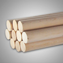 Group photo of Birch Dowel Rods