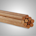Group photo of Cherry Dowel Rods