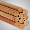 Group photo of Mahogany Dowel Rods