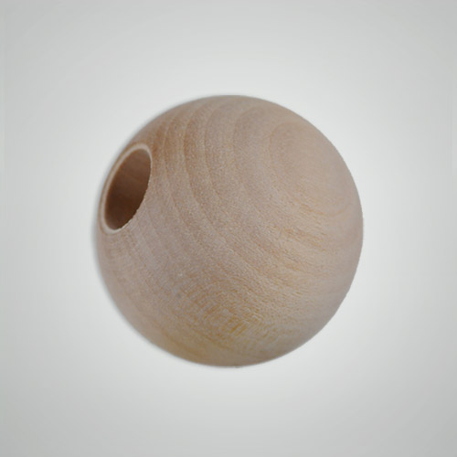 1 Wooden Dowel Caps With 38 Hole